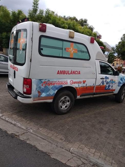 Ambulância de Nazaré do Piauí