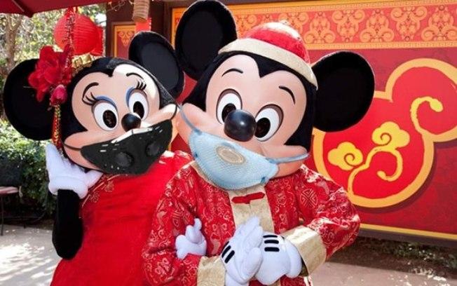 Disney reabre parque, mas com restrições e limite de público