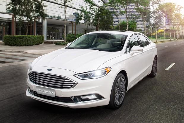 Fusion sai de linha e Ka Sedan vira único sedã da Ford no Brasil