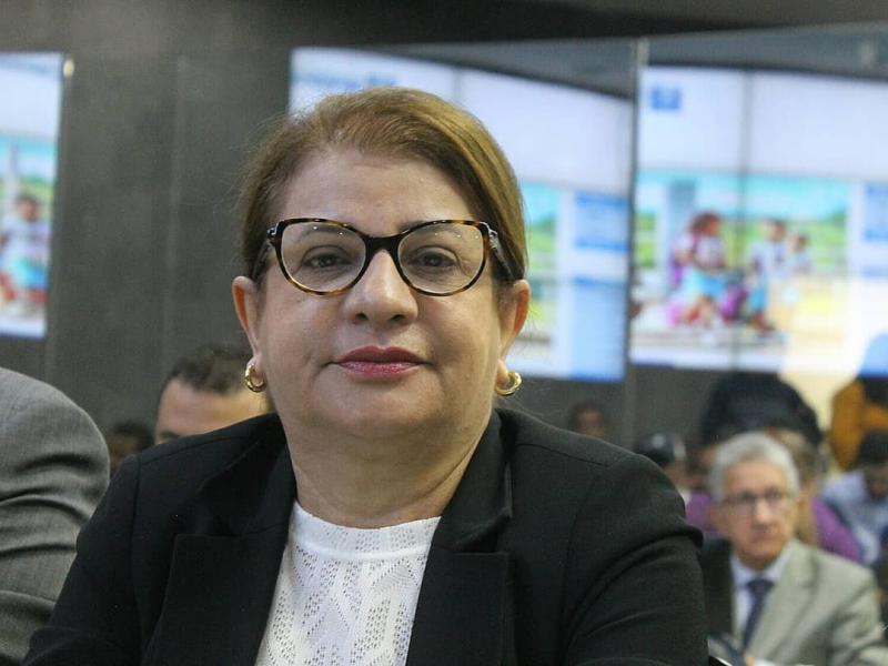 Graça Amorim contesta formação de comissão da Câmara sobre a Covid-19