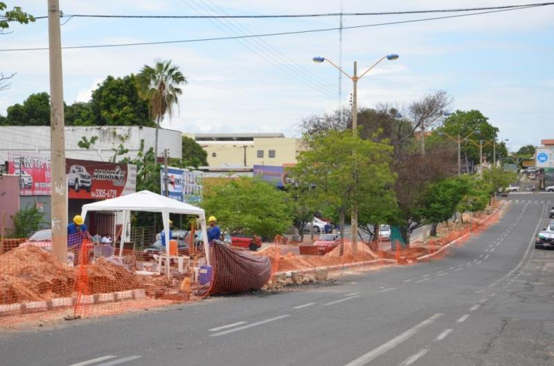 Strans altera trânsito na av. Barão de Gurgueia com Nações Unidas