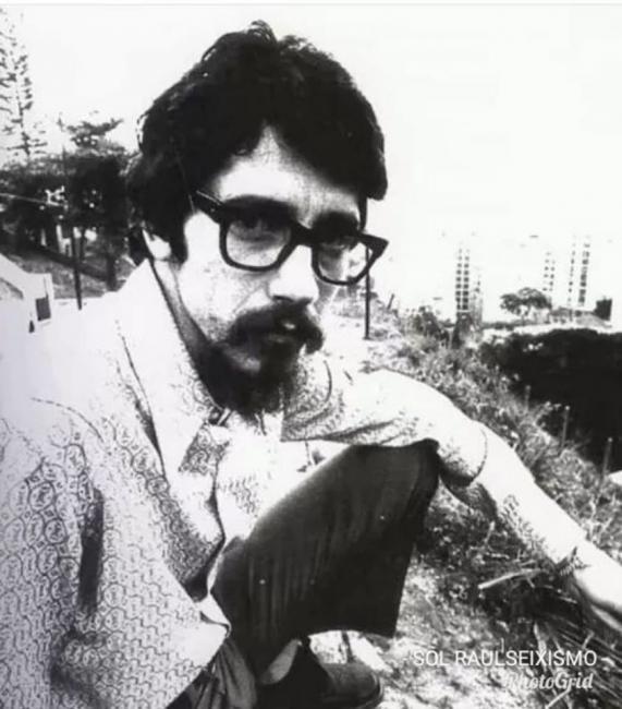 Raul Seixas - Produtor da gravadora CBS