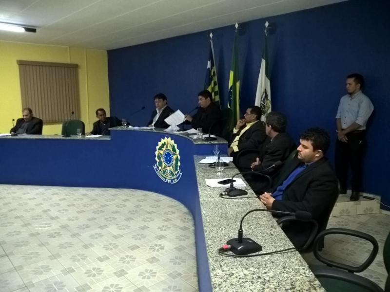 Parlamentares de Demerval Lobão convidam para abertura do ano legislativo