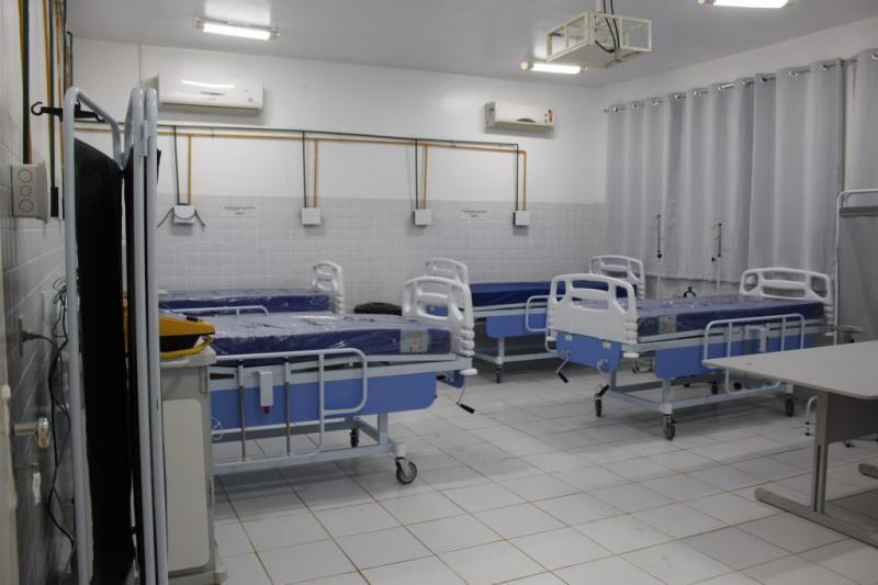 CIEM inicia atendimento a pacientes com síndromes gripais quinta-feira(07)