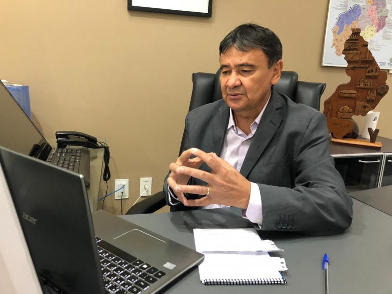 Wellington Dias analisa reabertura de alguns setores do comércio