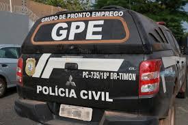 GPE-18/Timon cumpre mandado e prende Advogado