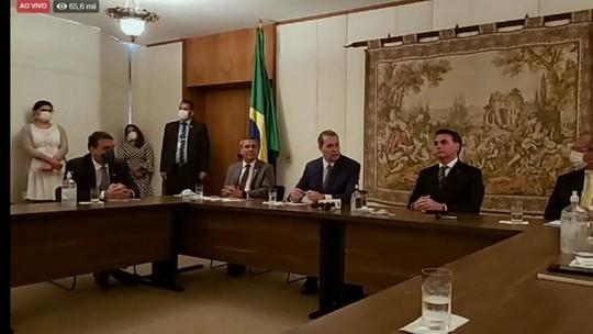 Bolsonaro fez jogo midiático e irritou o STF