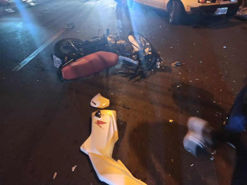 Jovem morre após colisão frontal na zona sul de Teresina