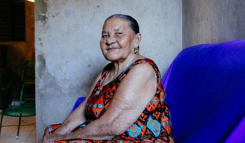 Cantora piauiense Maria da Inglaterra morre aos 80 anos