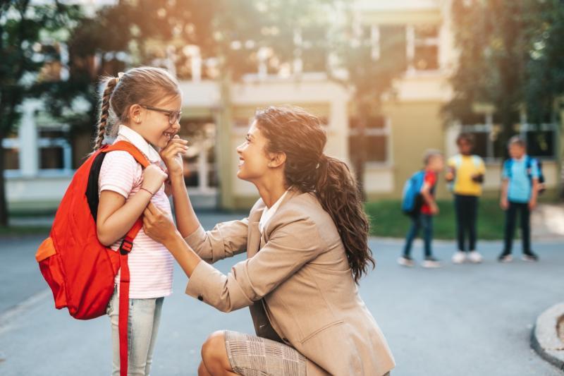 Instinto maternal: estudos dos filhos são sempre prioridade para as mães
