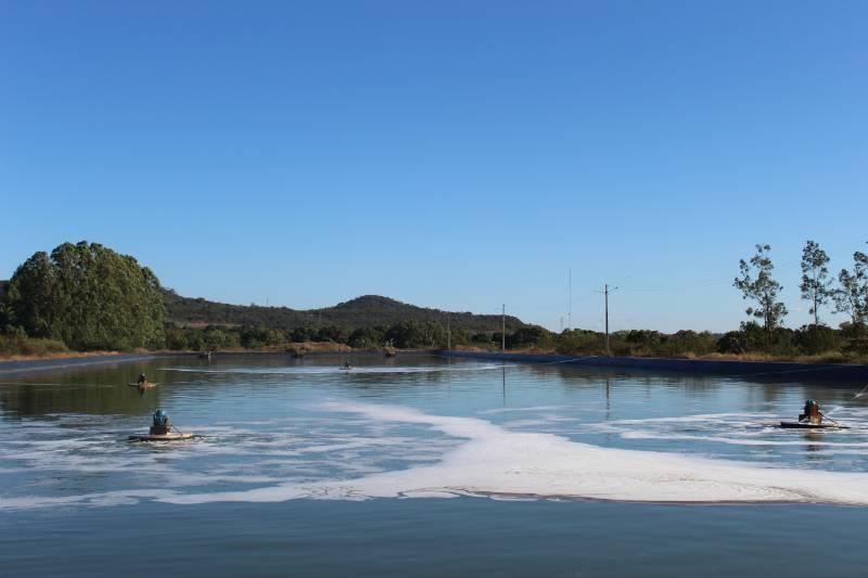 Oeiras| SEMAR concede outorga ao SAAE para diluição de efluentes da estação