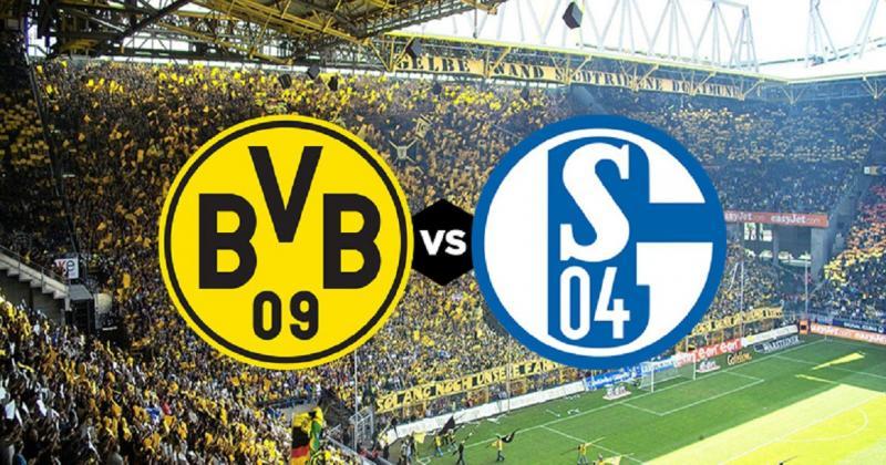 Borussia Dortmund e Schalke 04 duelam na volta da Bundesliga