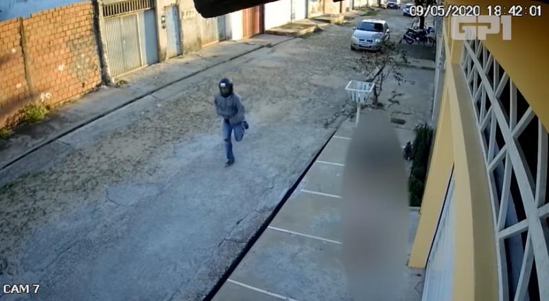 Suspeito de matar homem na zona leste de Teresina é preso
