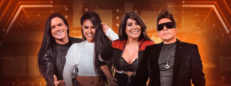 Calcinha Preta prepara lançamento de música com Safadão e outras 5 faixas