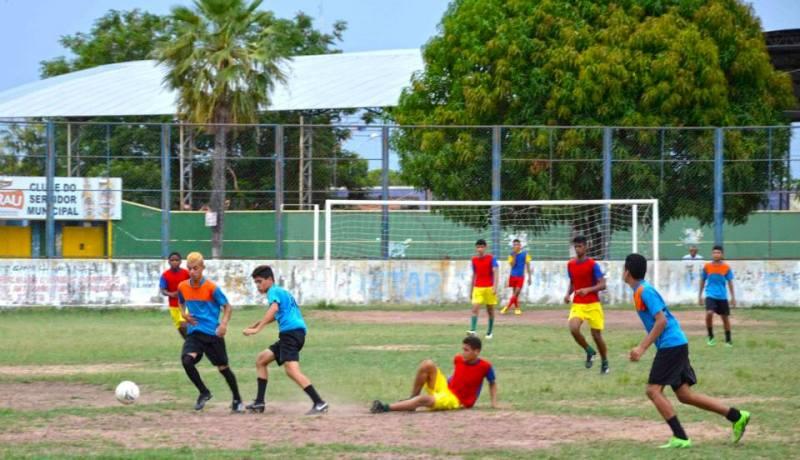 Abertas inscrições para Taça Teresina de Futebol Sub 15