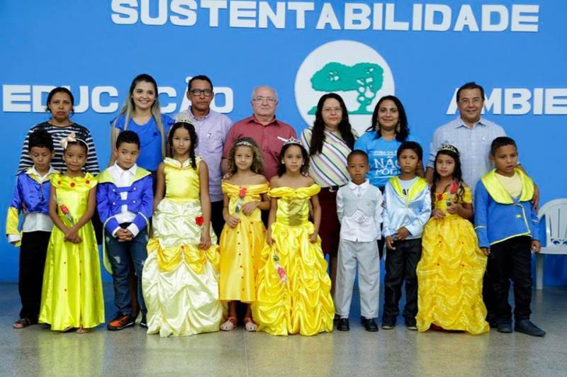 Secretaria de Educação realiza encontro pedagógico em Água Branca
