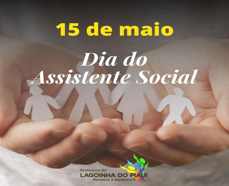 Prefeitura de Lagoinha do Piauí homenageia servidores da Assistência Social