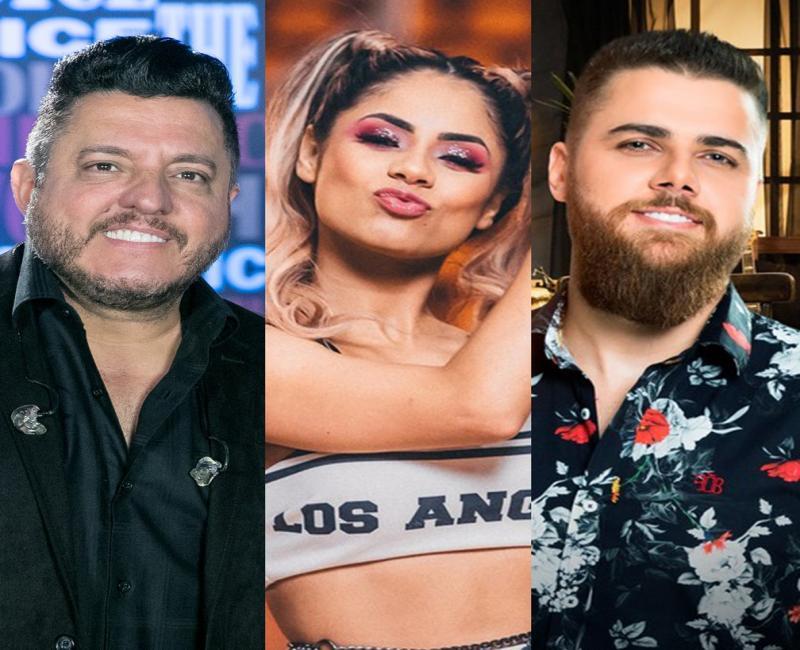 Lives de hoje: Bruno & Marrone, Lexa, Zé Neto & Cristiano e mais