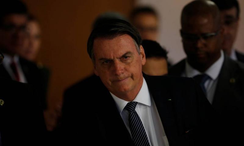 Mello manda Justiça comunicar Bolsonaro sobre impeachment