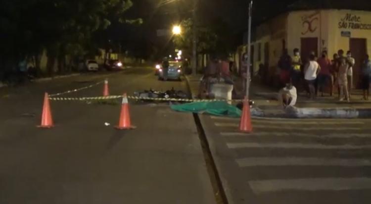 Agente de portaria morre após colisão em Teresina