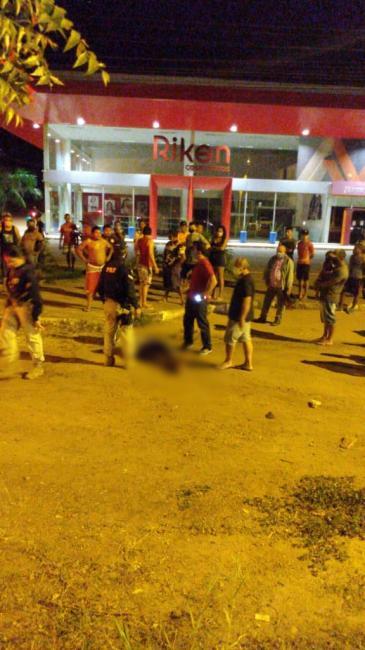 Homem morre após perder controle de moto no Piauí