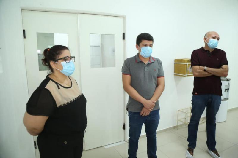 Covid-19: Prefeitura de Altos entrega ala do Hospital para atendimentos