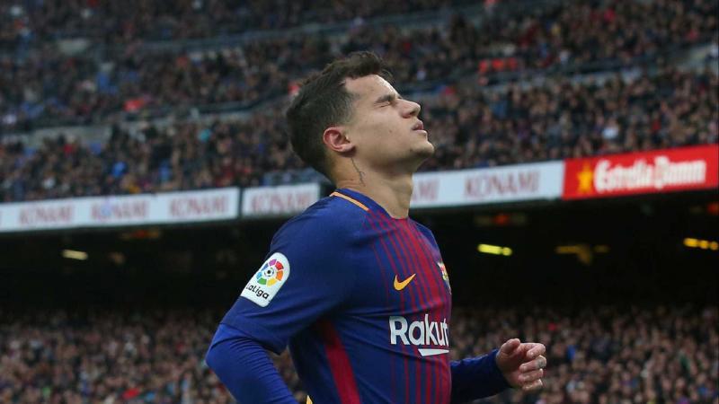 Jogador Philippe Coutinho tem casa roubada em Barcelona
