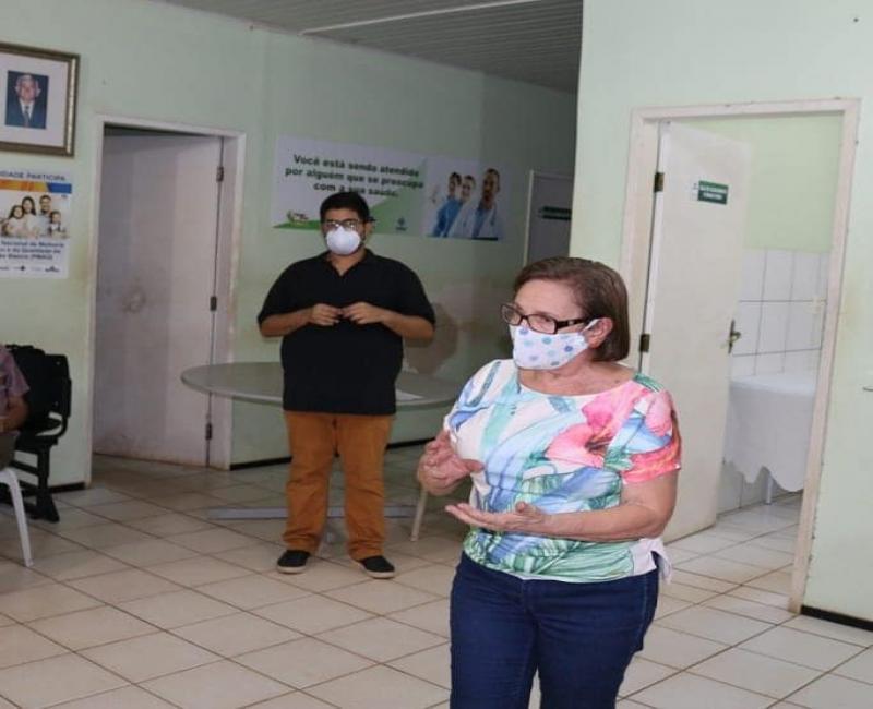 Reunião define estratégia para enfrentamento ao coronavírus em S. Mendes