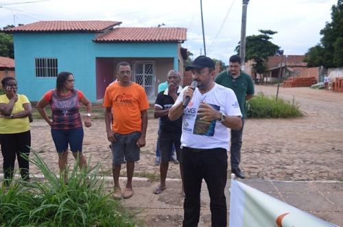 ONG Tony Marcos realizou ato de conscientização contra crime ambiental