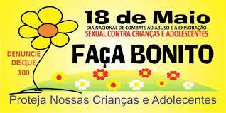 Dia Nacional de combate ao abuso e à exploração sexual de Crianças