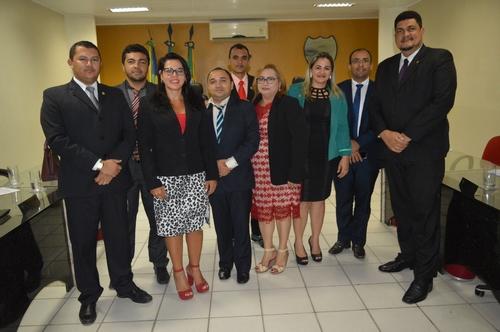 Vereadores de Guadalupe iniciam ano Legislativo