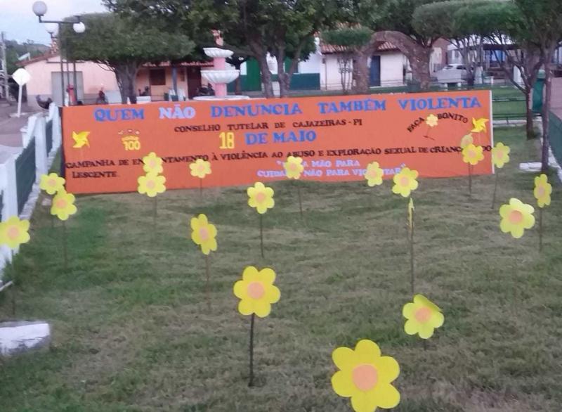 Cajazeiras | Conselho Tutelar realiza campanha contra abuso infantil