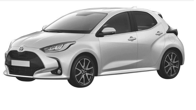 Toyota registra Yaris com modelo reestilizado europeu na Argentina