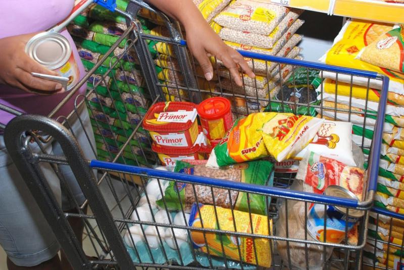 Procon divulga tabela com preços de itens da cesta básica