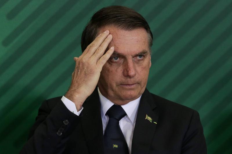 Bolsonaro posta vídeo com fala polêmica sobre transexuais