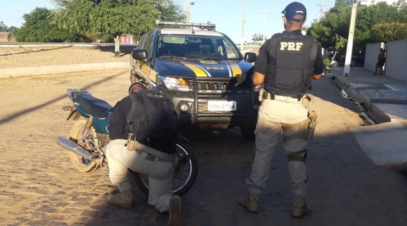 Homem é preso com veículo adulterado na BR 407