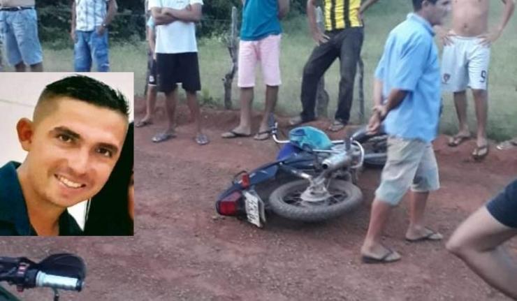 Homem morre após perder o controle de moto no Piauí