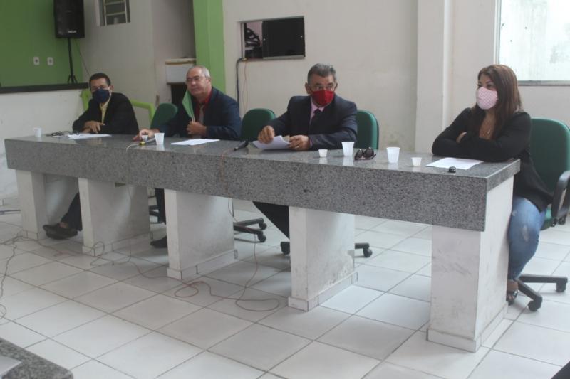 Vereador pede vistas na prestação de contas do ex-prefeito Paulo Martins