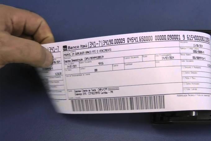 Bancos não vão mais aceitar boleto antigo acima de R$ 2 mil