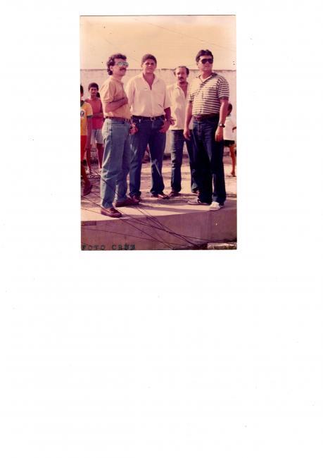 No dia 11 de Maio de 1992, Norte ganha troféu no interior em Beneditinos