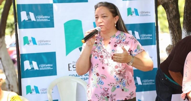 Estranha licitação, Esperantina ia gastar mais de R$ 200 mil com roço