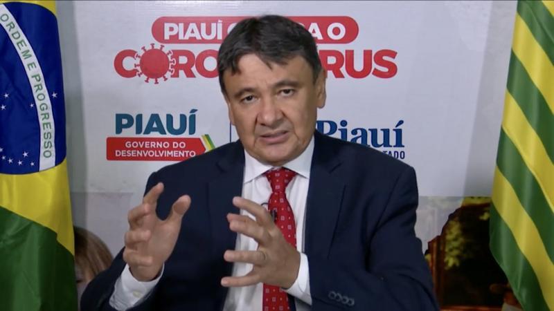 Wellington Dias prorroga quarentena no Piauí