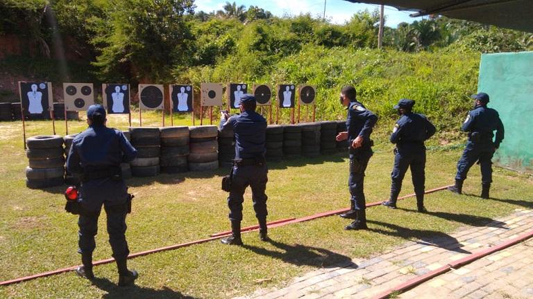 Curso de formação da Guarda Municipal de Timon está perto de ser concluído