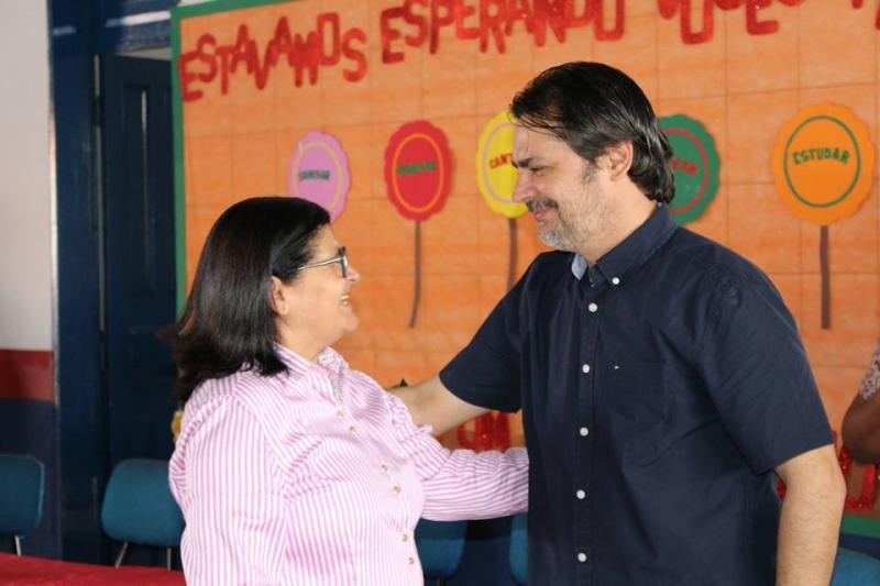 Prefeitura reforma 15 escolas em José de Freitas