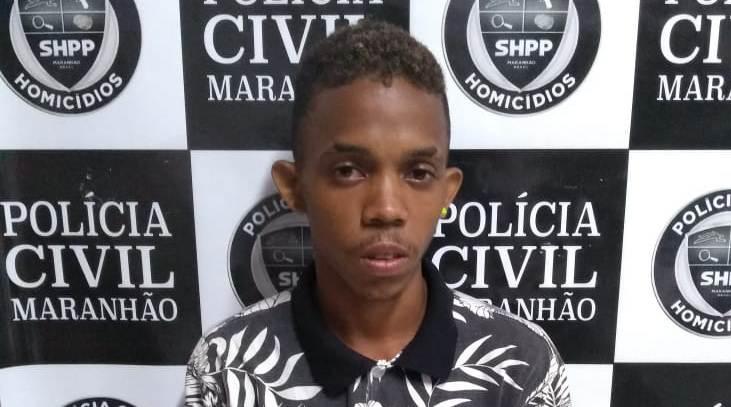 DRH/Timon prende 'Paizim', condenado a 27 anos por homicidio e assalto