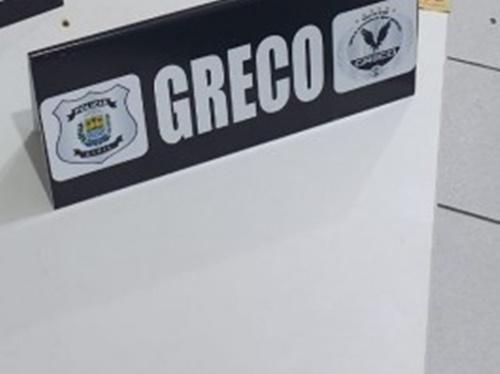 Greco prende integrante de quadrilha de roubo a bancos