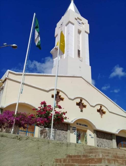 Igreja Matriz de S. Mendes divulga programação da FESTA DO DIVINO