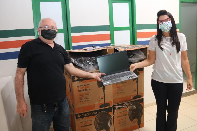 Água Branca recebe novos equipamentos para o Hospital Municipal