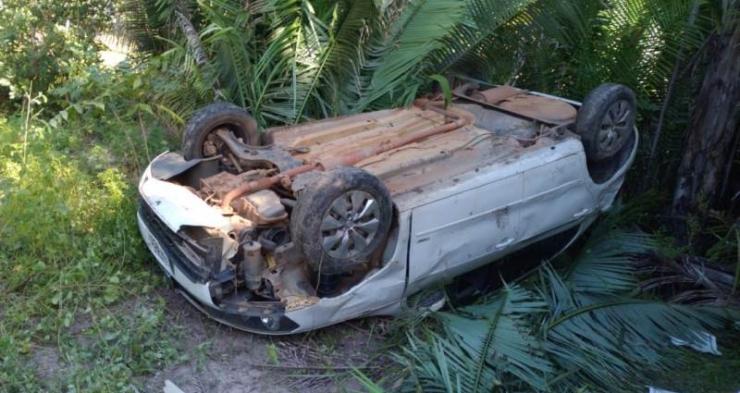 Advogada campomaiorense sofre acidente de carro na cidade de Boqueirão-PI