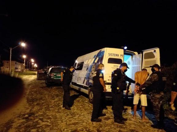 Fugitivo da Penitenciária Mista é recapturado em Parnaíba